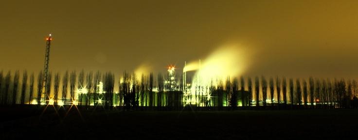 La fabbrica - notte