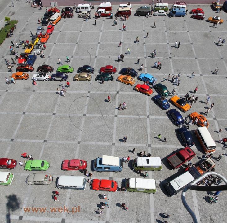 Włocławek. V zlot zabytkowych Volkswagenów GARB's NOT DEAD - 08.06.2013