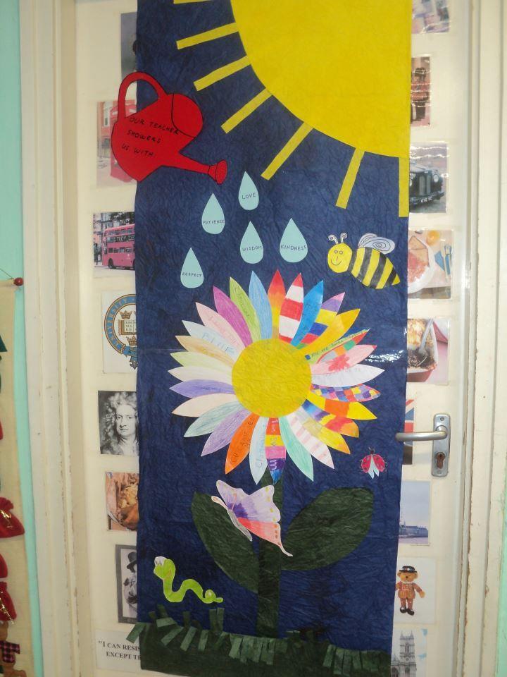 Best Door Decorations Images On Pinterest Classroom Ideas