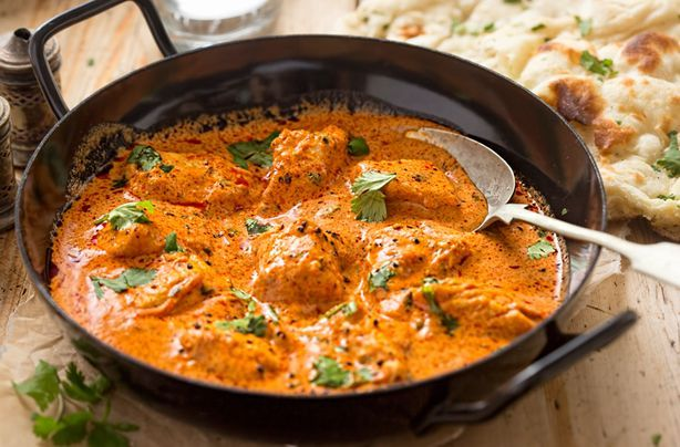 Gordon Ramsay's butter chicken recipe is so easy to make at home and tastes delicious too. This classic Indian dish will take around 50 mins to prepare and cook but is best made in advance so the chicken has plenty of time to marinade in the homemade butter-based curry sauce. This butter chicken recipe is great for sharing with friends and family, especially on a Friday after a busy week so you can catch up over a delicious meal. This butter chicken recipe is also the perfect takeaway alt...