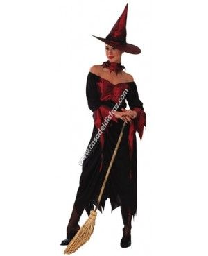 Disfraz de Bruja para Halloween #DisfracesHalloween #Disfraces http://casadeldisfraz.com/