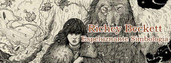 Richey Beckett, Espeluznante Simbología | El Encanto Oculto De La Vida