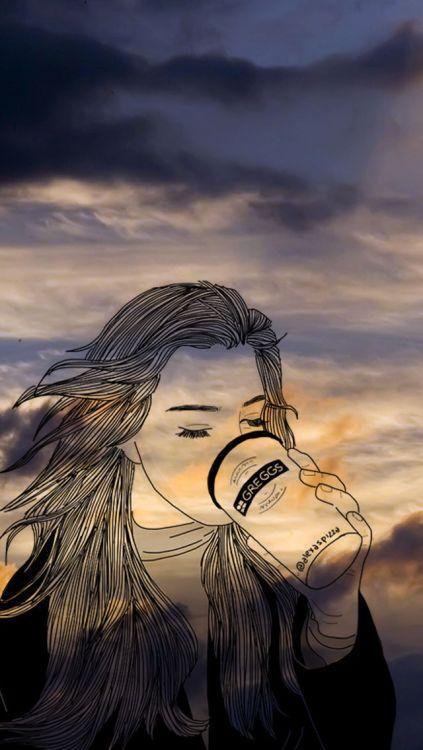 Deixe o café entrar em sua mente ♡