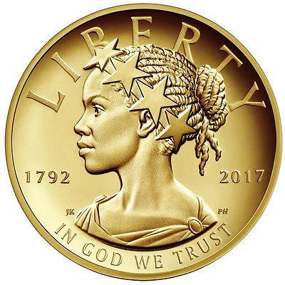 American Liberty Goldmünze aus USA 2017
