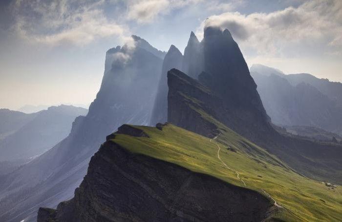 Le montagne sono grottesche - Dolomiti