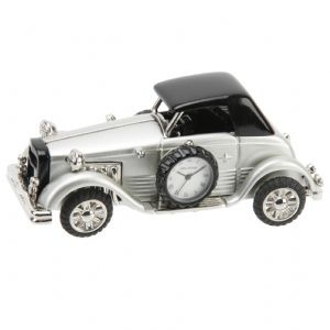 Miniature Clock - Old Fashioned Car