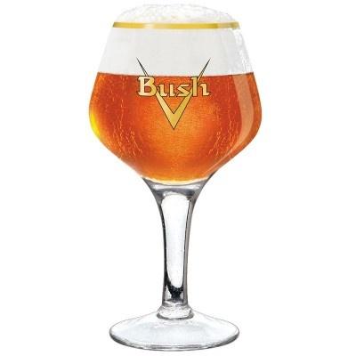 Verre bière Belge Bush Beer