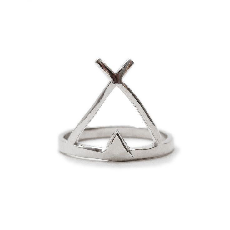 ALOHA GAIA - TIPI Ring, $30.00 (http://alohagaia.com/jewelry/rings/tipi-ring/)