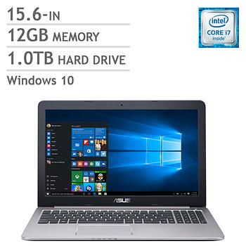 Asus K501UX-Q72S-CB Bilingual Notebook, i7-6500U $1,279.99 - Costco.ca