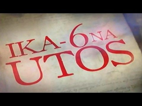 Ika 6 na Utos February 8, 2017 - WATCH VIDEO HERE -> http://philippinesonline.info/trending-video/ika-6-na-utos-february-8-2017/   Ika 6 na Utos February 8 2017 Video credit to the YouTube channel owner
