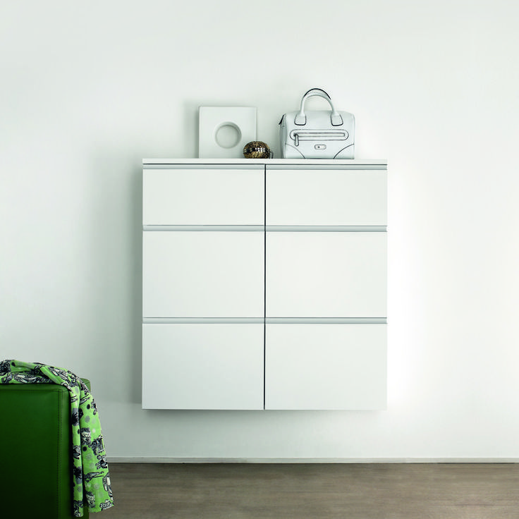 Elegant Design 'Essential' White. High quality, resistant and durable materials.