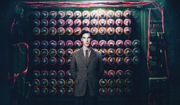 "The Imitation Game (2014) | The film explores the life of Alan Turing, the legendary cryptanalyst that led a team of fellow code-breakers during the World War II to crack the secret code behind the Nazi's communication machine — Enigma. The film stars Benedict Cumberbatch as Alan Turing and Keira Knightley as his ""side-kick"" Joan Clarke."
