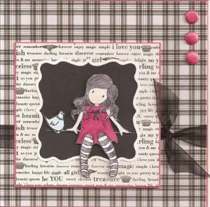 docrafts for inspirational card making, art and craft ideas    Project SEARCH Gallery > CARD MAKING > gorjuss (1439)