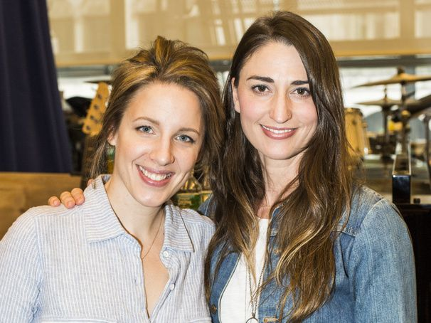 How Sweet It Is! Jessie Mueller and the Cast of Sara Bareilles' Waitress Meet the Press