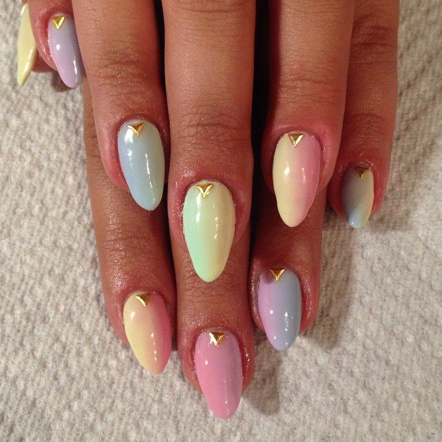 Sorbet nails for Camilla @camillertime #nailart #nails #sorbet #ombre #colorfade #na...   Use Instagram online! Websta is the Best Instagram Web Viewer!