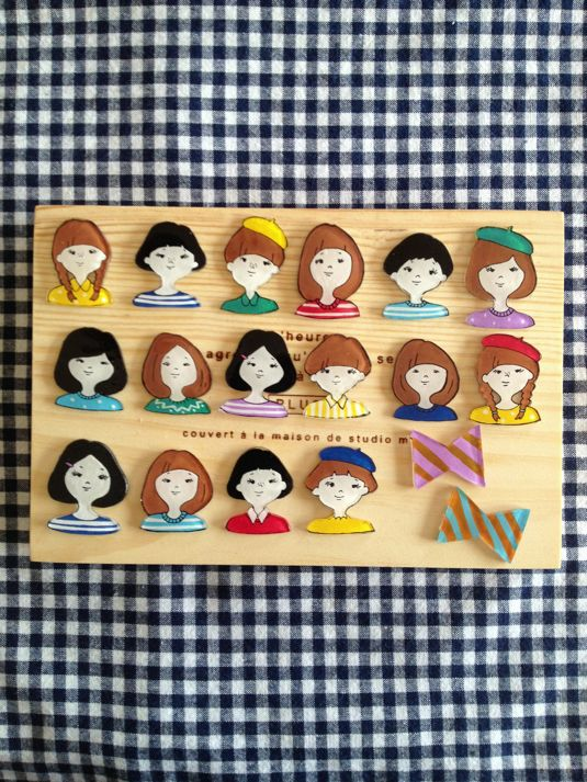 Good way to display little lady pins