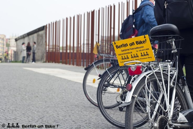 Berlin Wall bike tour