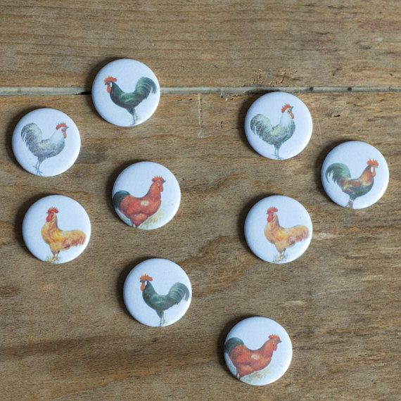Vintage Inspired Mini Hen Party Badges - White - Quirky & Handmade - Classy Alternative Bacherlorette Party Accessories
