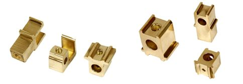 Brass Hrc Fuse Contacts #BrassHrcFuseContacts #BrassHRCfusecontacts  #Brassfusecontacts  #fuseparts  #Brasselectrical  #fuseparts  #fusegear  #terminalBlocksAccessoriesmanufacturer and #exporter of  #brasshrcfuse  #brasshrc  #hrcbrassfuseterminals  Any kind of fuse contacts can be developed and supplied exactly as per customer from our factory in Jamnagar india.
