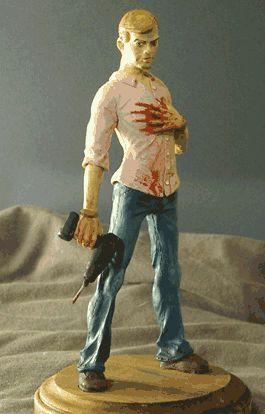 Jeffrey Dahmer Action Figure Psycho Killer Quest Ce Que
