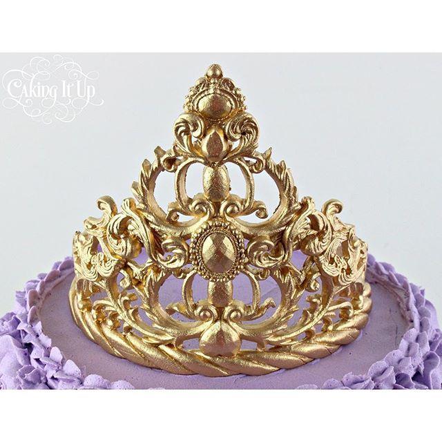 1000 Ideas About Fondant Crown On Pinterest Crown