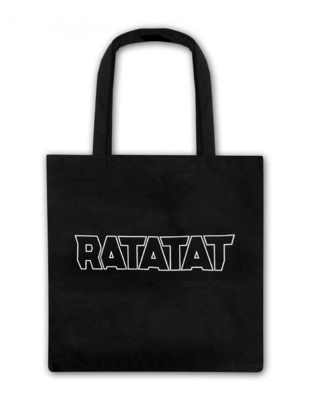 Ratatat Outline Logo Tote Bag