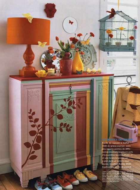 Colorful Eclectic Decoration | Decor Pics and Home Decorating Ideas