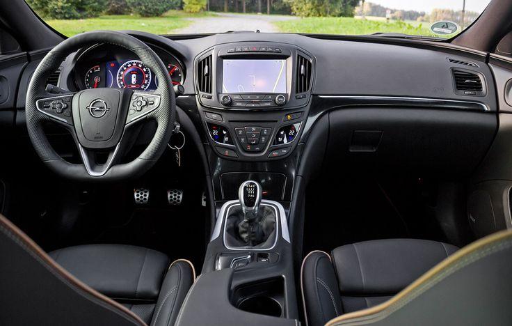 Opel Insignia OPC Interior Line (2013)