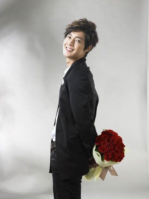 Kim Hyun Joong..happy Valentines Day part II #kdramahotties