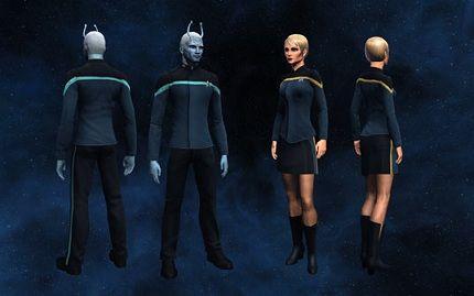 Starfleet Academy Uniform 16