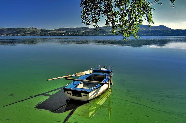 Kastoria Lake, Kastoria. www.facebook.com/InStyleVillas