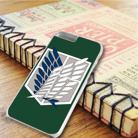 Attack On Titan iPhone 6 Plus|iPhone 6S Plus Case