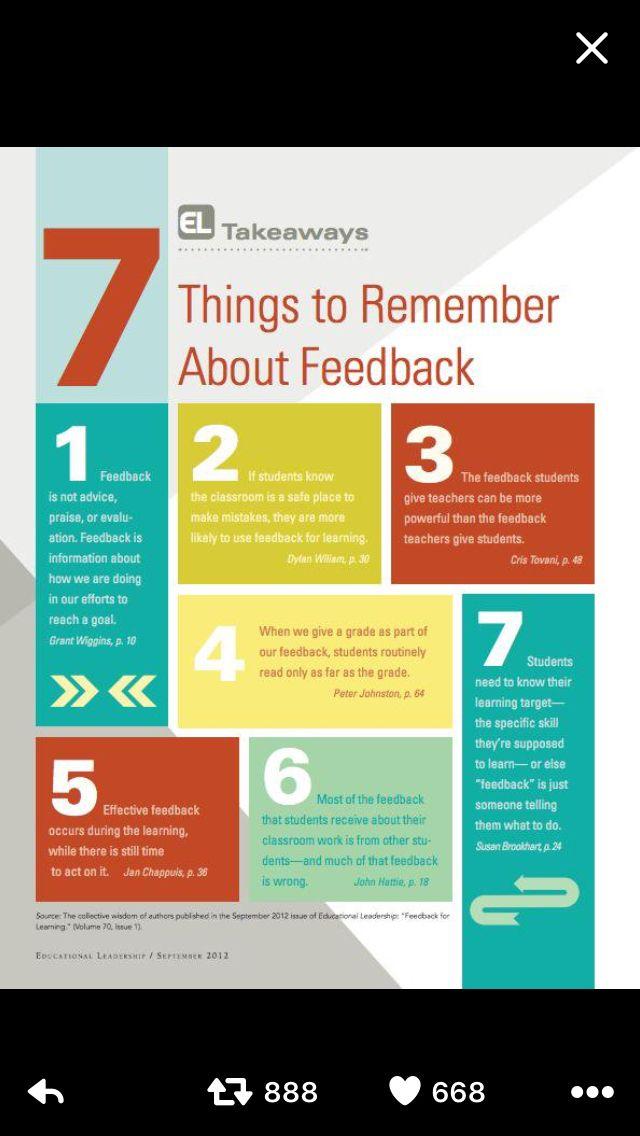Feedback or feed forward?