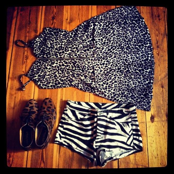 Wild Fashion Or No Fashion