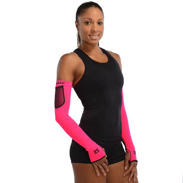 Running Arm Compression Sleeves for Women