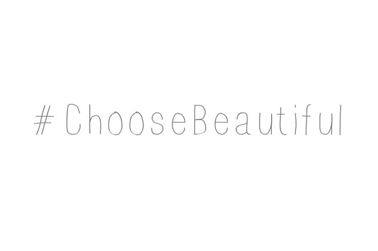Choose Beautiful: een reclamecampagne van Dove