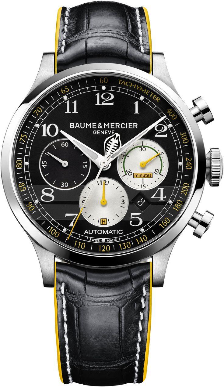 Baume & Mercier Capeland reloj Shelby Cobra edición limitada