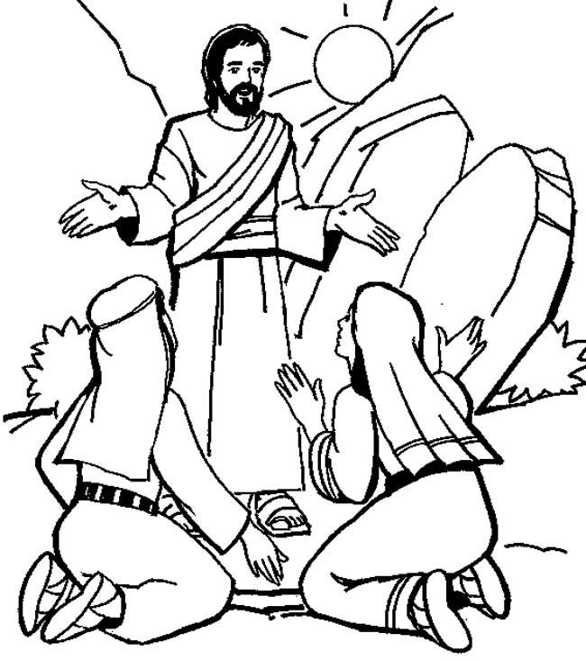 294 best Sunday School Colouring 4 images on Pinterest | Bible ...