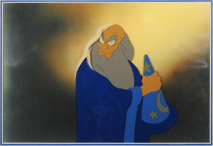 40 Best Images About Disney Animation Cels On Pinterest