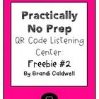 Practically No Prep Guide: 1. Download a QR scanner on your iPod touch, iPad, or tablet 2. Print codes on card stock 3. Laminate (or not!)  4. Cut ...