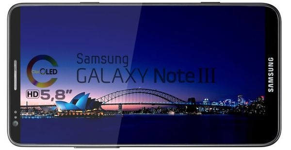The upcoming Samsung GALAXY Note 3 does not come with a fingerprint sensor, Samsung has deleted this feature in the Samsung GALAXY Note 3