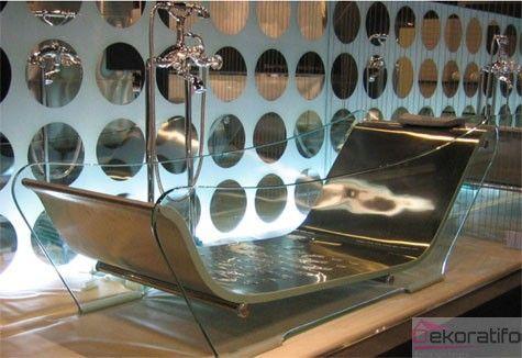 Özel Tasarım Banyo Küvetleri