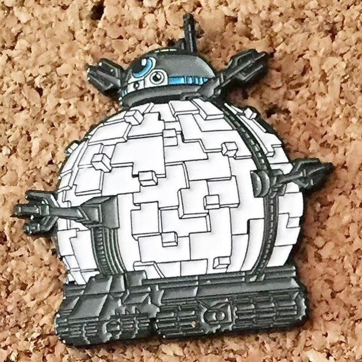 #Repost @bbcre8  Dimension X's greatest weapon decided to join the Star Wars universe and fuse itself with the lovable droid... to become the most dangerous droid the BB-DROME.8! Only $9!  #bbcre8 #pin #pins #pingame #pingamestrong #pincollection #tmnt #teenagemutantninjaturtles #lapelpin #cowabunga #pizzatime #turtles #ninja #turtlepower #pincollector #droid #fantasypinsforsale #krang #shredder #dimensionx #technodrome #fantasypins #pingamestrong #pinsofig #pinstagram #pingameproper…