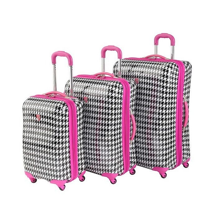 38 best Luggage - All Aboard images on Pinterest | Luggage sets ...