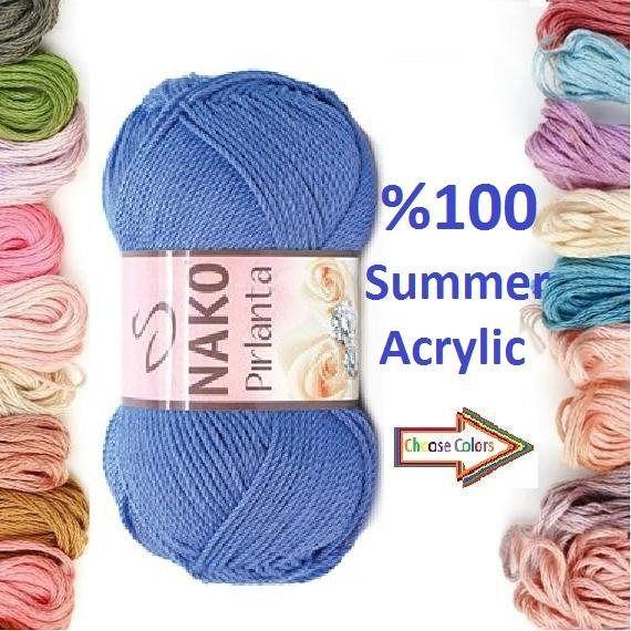 Check out this item in my Etsy shop https://www.etsy.com/listing/486054874/nako-pirlanta-summer-yarn-turkish-yarn
