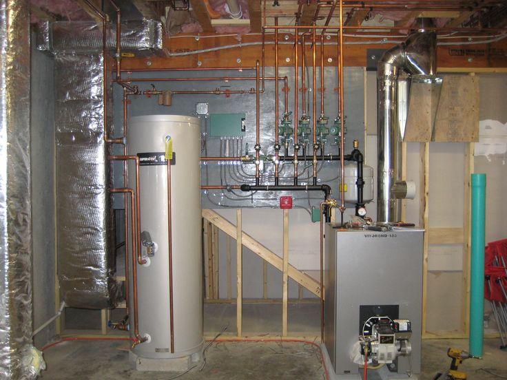44 best boiler install images on Pinterest | Underfloor heating ...