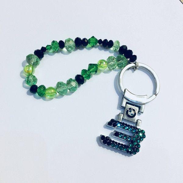 Swarovski custom Bmw Keychain BLING Bmw Keychain with crystals Bmw... ($26) ❤ liked on Polyvore featuring accessories, keychain key ring, bmw, bmw key ring, ring key chain and bmw key chain