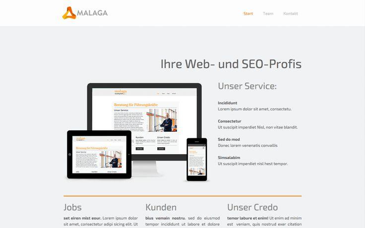 Designs: Webseiten Vorlagen & Templates - Jimdo