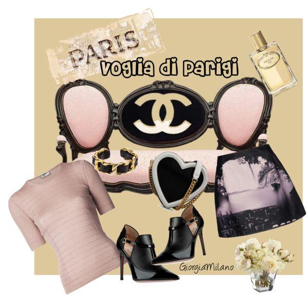 """""""Voglia di Parigi"""" by furettina on Polyvore"""