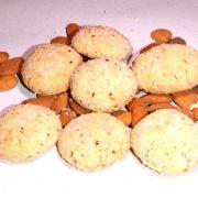 Suikervrije koekjes van amandelmeel